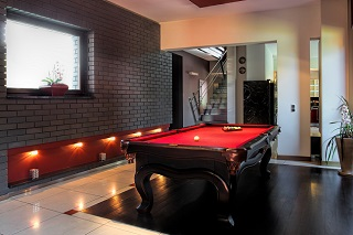 wooster pool table installations content