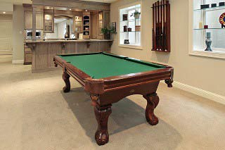 Wooster Pool Table Recovering Featured